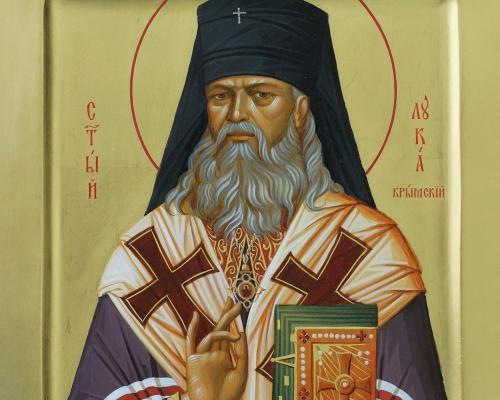 Скальпель в деснице Божией. Завещание святителя Луки Крымского