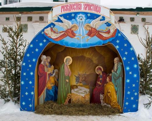 Рождество Христово и Новый год. Парадокс календарей