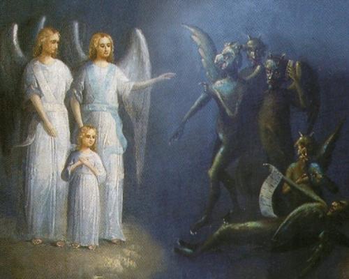 Православное отношение к смерти. Кто ожидает человека за гробом?