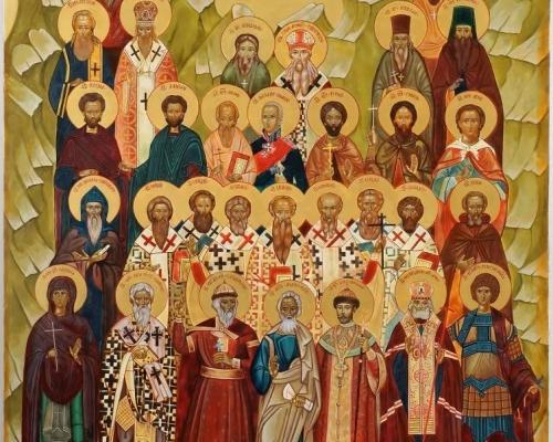 28 декабря Церковь вспоминает собор Крымских святых