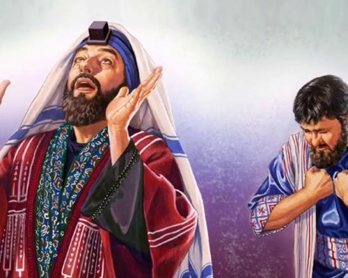 Готовимся к Великому посту. Кто я: мытарь или фарисей?