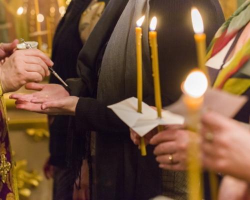 Дорога к храму. Соборование, милостыня и душеполезное чтение