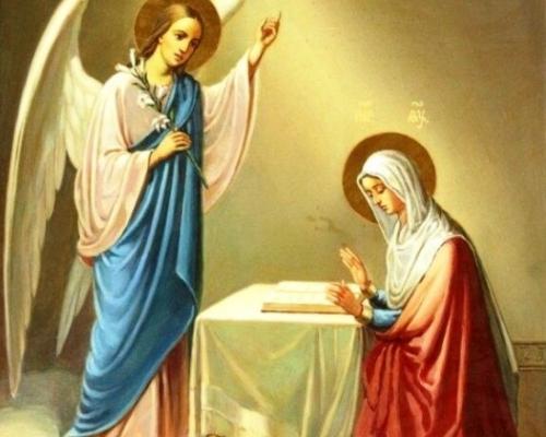 Благовещение Пресвятой Богородицы. Новая Ева и Её дар человечеству