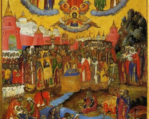 Крест Христов. От орудия казни − к символу спасения
