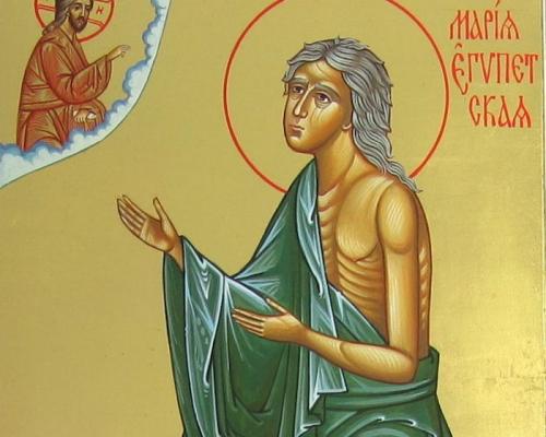 Зачем покаялась Мария Египетская?