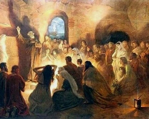 Равноапостольные Константин и Елена. Как христианство стало мировой религией?