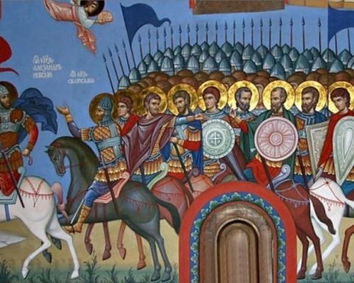 День памяти и скорби: христианство и война