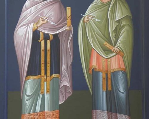 Косма, Дамиан и другие бессребреники. Даром получили и даром отдали