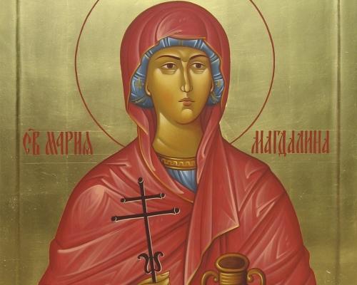Мария Магдалина – пример добродетели для современных женщин