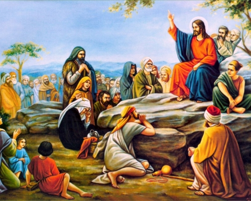 Заповеди Блаженства. Совершенные законы для совершенного человека