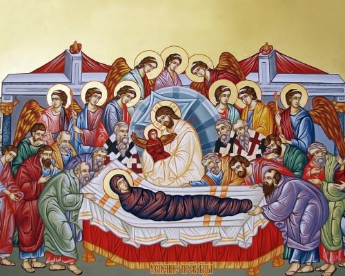 Успение Пресвятой Богородицы. Смерть – как начало новой жизни
