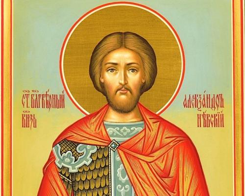 Святой Александр Невский. «Не в силе Бог, а в Правде!»