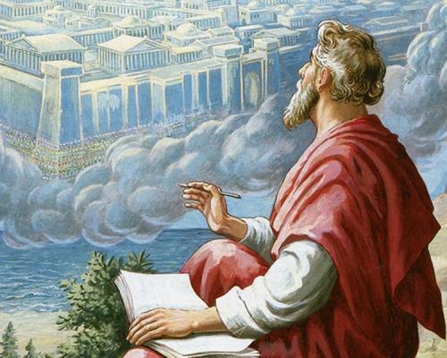 Апостол Иоанн Богослов. Ученик, которому Господь доверил тайны мира