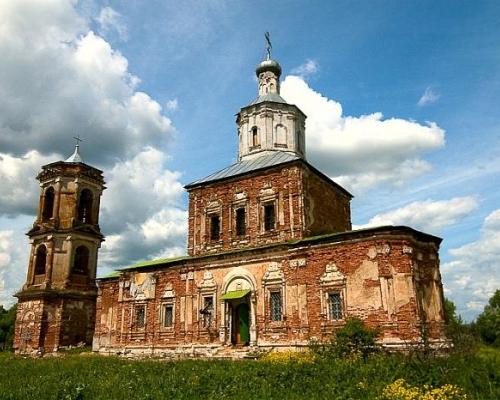 Средневековые монастыри России