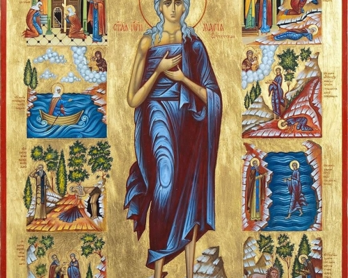 Преподобная Мария Египетская. Пример покаяния для каждого из нас