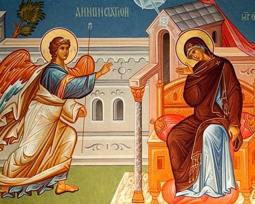 Благовещение Пресвятой Богородицы: начало нашего спасения